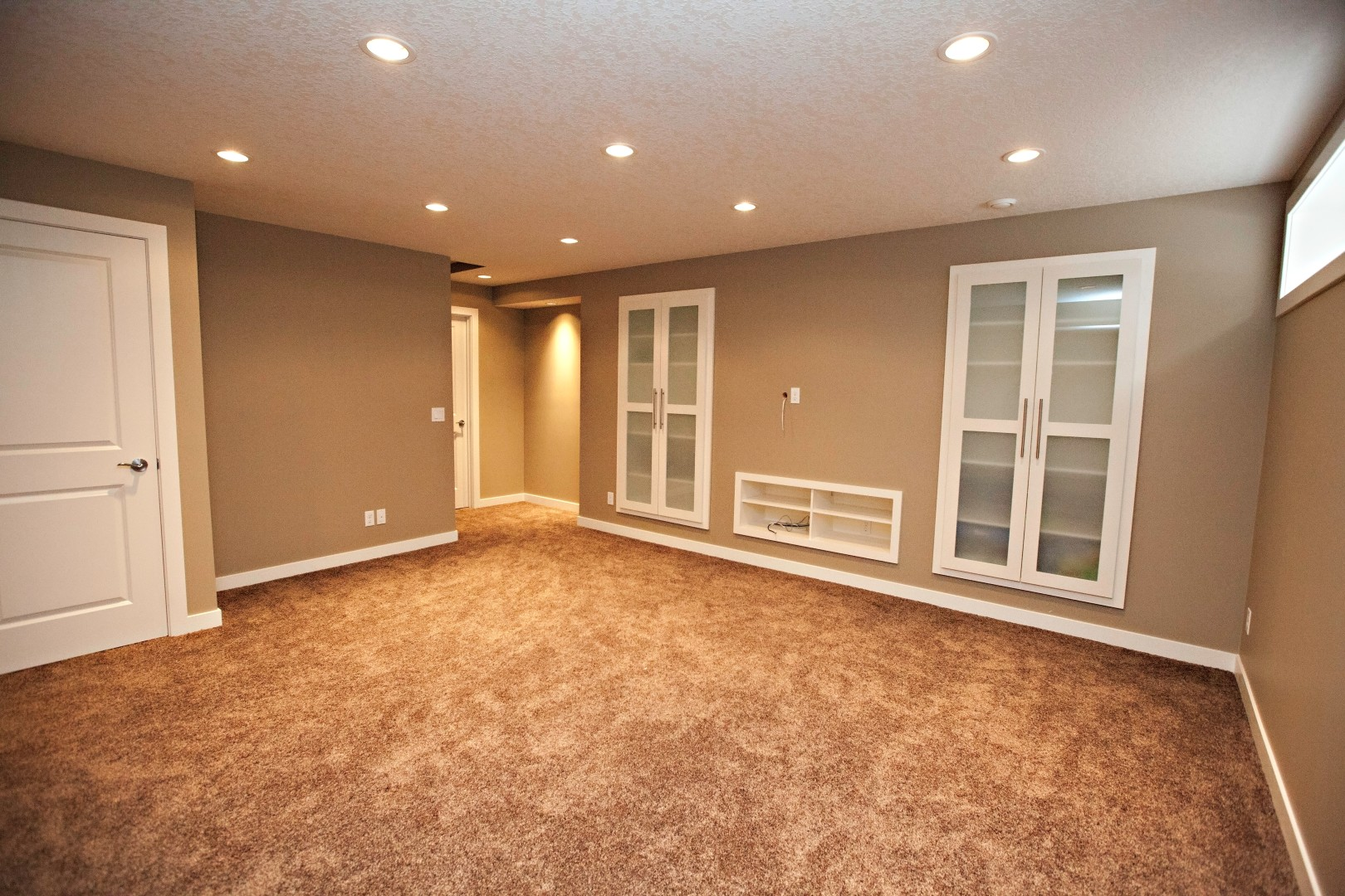 Basement Renovation In Ottawa Finished Basement